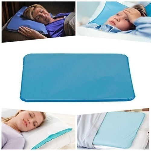 "Summer Ice Cool Pillow Ice Pad 21""X12"""