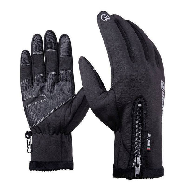 Men Women Winter Warm Outdoor Sport Waterproof Touch Screen Ski Sports Gloves