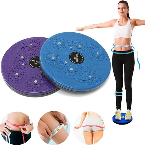 Torsion Aerobic Disc Bodytwister Magnet Waist Twist