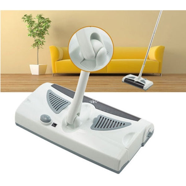 2 in 1 Rotatable Cordless Electric Robot Cleaner Sweeper Drag Sweeping Machine