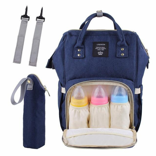 USB Diaper Bags Large Nappy Bag