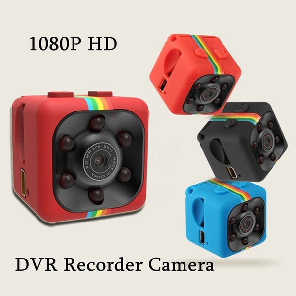 SQ11 Full HD 1080P Mini Hidden DV DVR Car Camera Spy Dash Cam IR Night Vision Video Recorder