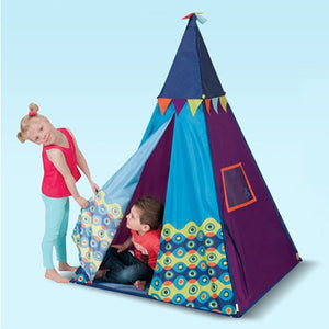 Children Playroom Indian Teepee Tents Kids Play House