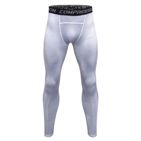 Men's Tights Sports Leggings Men Dry Fit Compression Tights