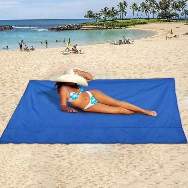 New Portable Camping Picnic Mat Waterproof Beach Mat