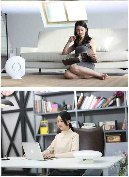1000W Winter Mini Electric Fan Heater Desktop Household Radiator Energy Saving