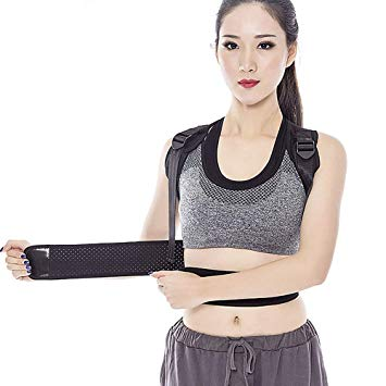 Posture Orthotics-Correction Belt Student Anti-Humpback Correction Fixed Support Slim fit
