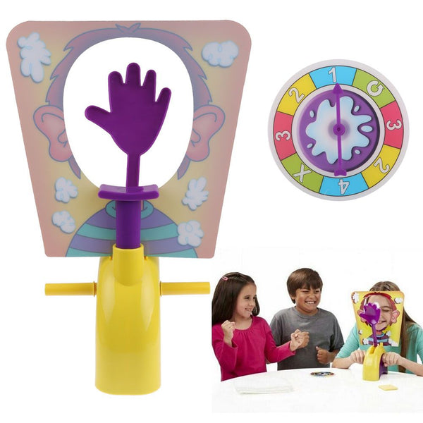 Pie Face Game Family Fun Filled Game Of Suspense Boxed Toy Gift