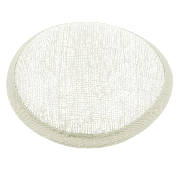 Round Sinamay Hat fascinator Base millinery craft making material