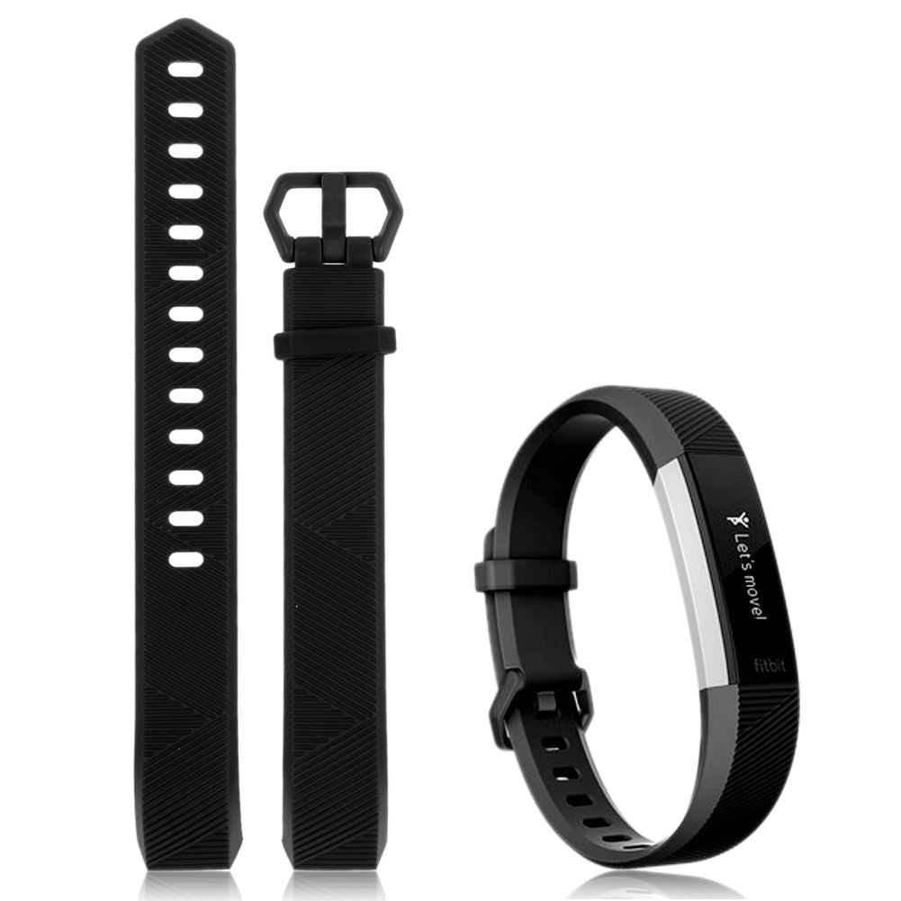 Sport Replacement Strap Silicone Watch Bracelet Strap Band For Fitbit Alta HR