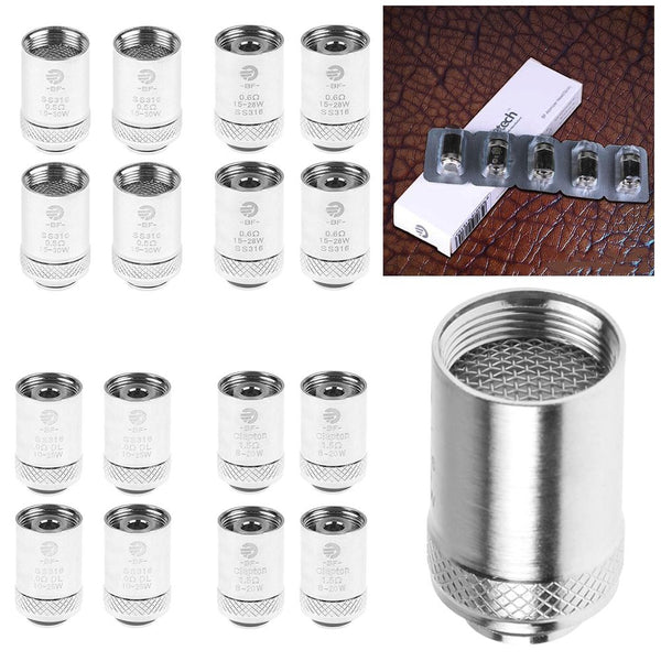 5pcs EC head Coil vertical replacement coil for Joyetech Ego AIO