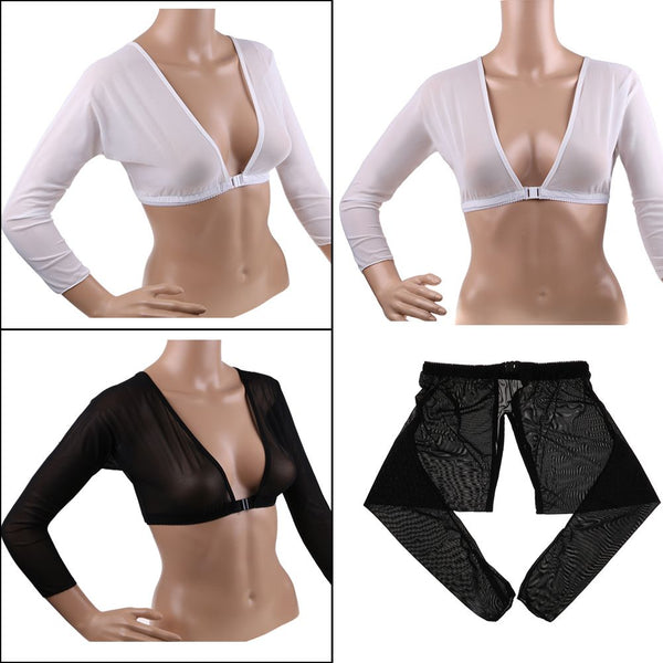 Amazing Arms Slimming And Concealing Arm Wrap From Flab To Fab Instantly