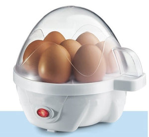 Multi-function Electric 7 Egg Cooker Steamer Cooking Tools
