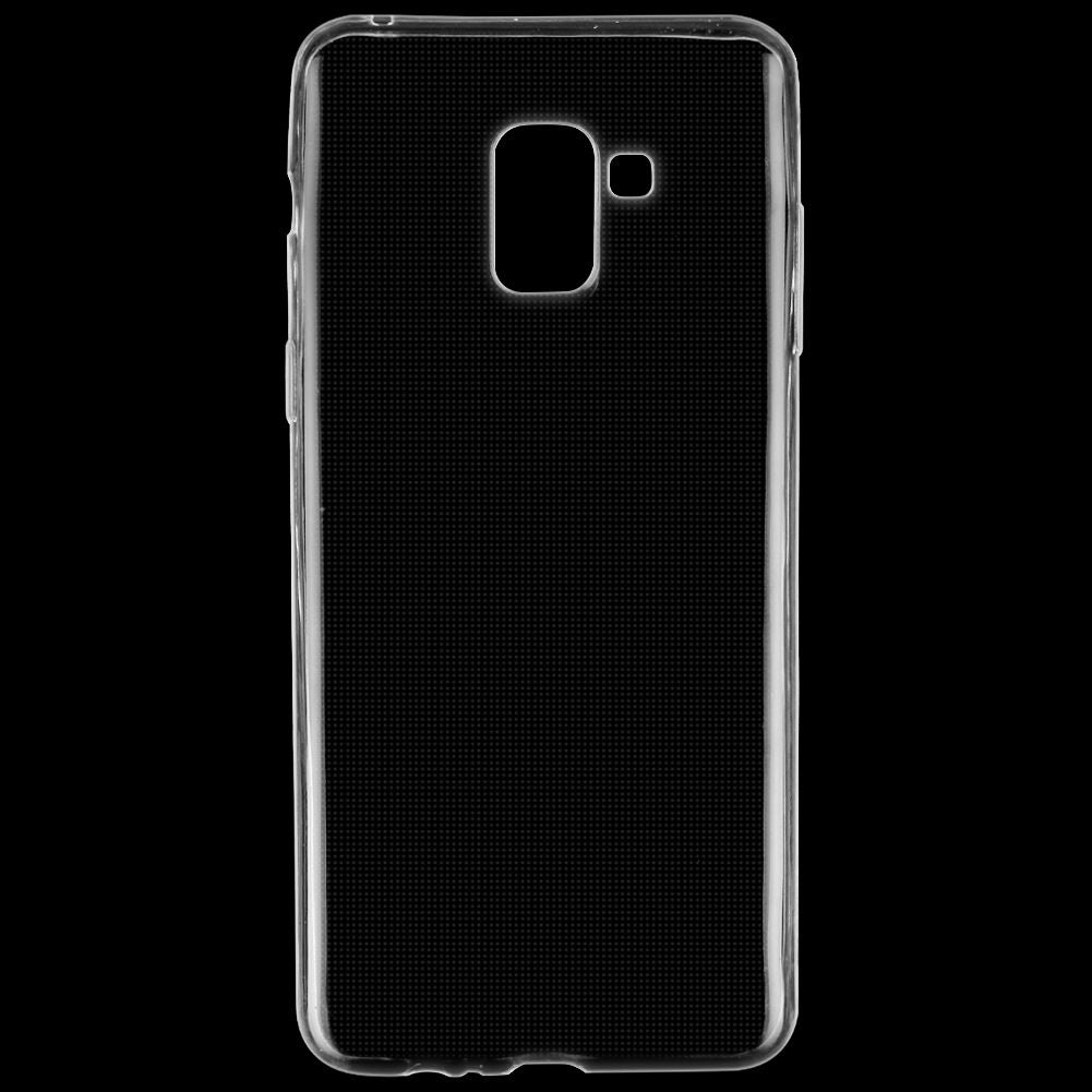 Ultra Slim Cover Skin For Samsung Galaxy A7 2018 Soft TPU Rubber Gel Phone Shell