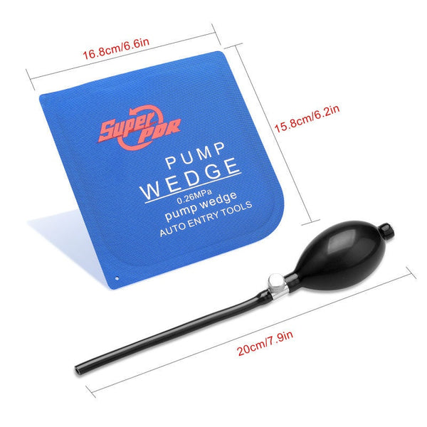 Super PDR Air Wedge Alignment Tool Inflatable Shim Cushioned Powerful Hand Tools for Auto Repair