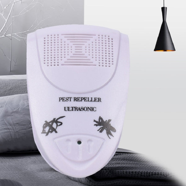 Ultrasonic Electronic Indoor Mosquito Rodent Rat Mice Bug Insect Repellent