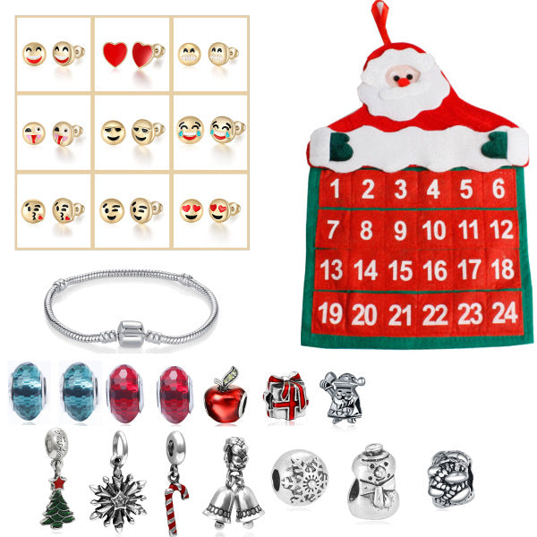 Large Exclusive Jewelry Advent Calendar