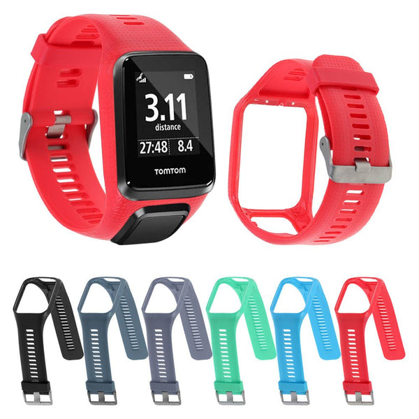 TOMTOM SPARK + RUNNER 2 + 3 REPLACEMENT WATCH STRAPS