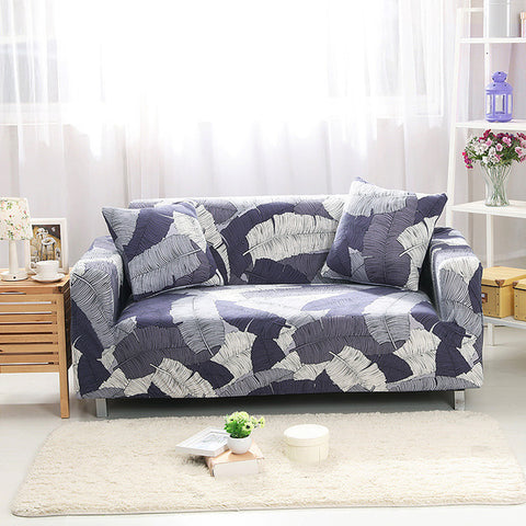 1/2/3 Seater Elastic Stretch Sofa Protector Throw Slip Cover Pet Couch Slipcover