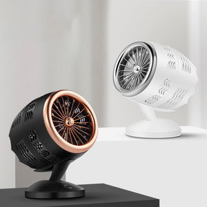 USB Desk Fan Mini Cooling Turbo Fan