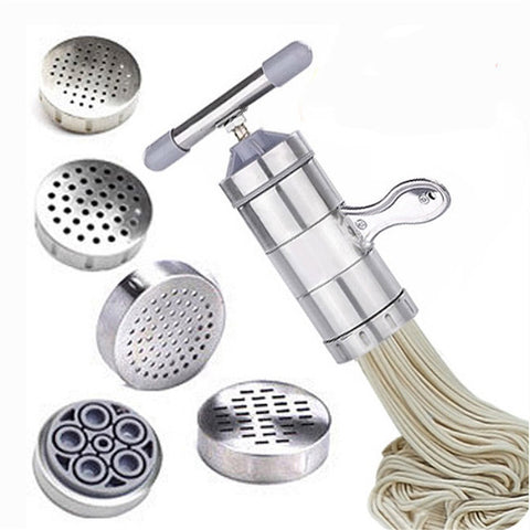 Noodle Maker Household Manual Stainless Steel Pressing Machine Kitchen Tool