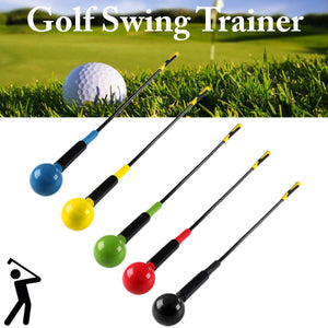 120cm Golf Training Aids Swing Trainer Golf Trainer Power Equipment Golf Accessories