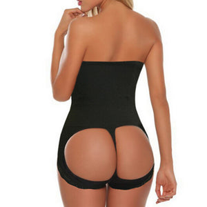 Sexy Women High Waist Trainer Butt Lifter Hot Body Shaper Lace Tummy Control Slimming Briefs Corset Panties