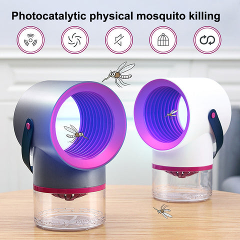 USB Mosquito Killer Lamp Electric Anti Mosquito Trap Repellent Bug