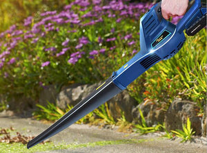 Rechargeable Electric Leaf Blower Lithium-ion Battery Handheld Leaf Blower