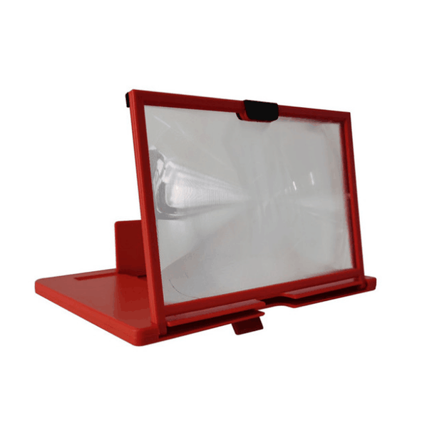 10 Inch or 12inch 3D Phone Screen Amplifier Mobile Phone Magnifier