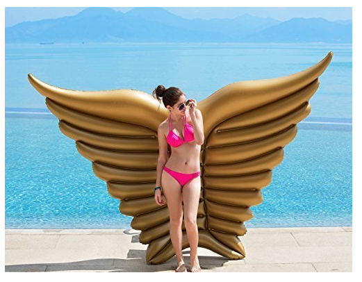 Giant Inflatable Angel Wing