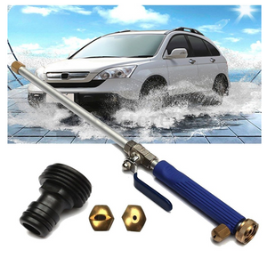 Water Tube Washer Spray Nozzle Water Hose Wand Attachment