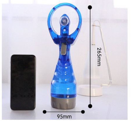 Portable Mini Water Spray Cooling Fan