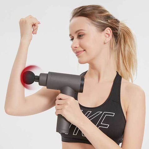 Vibration Massage Gun Muscle Percussion Gun