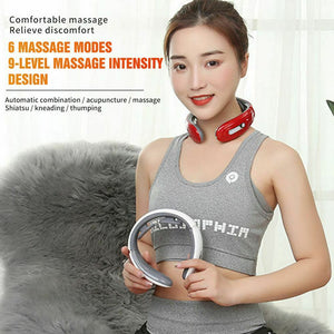 Neck Massager Back Pain Body Massager Shoulder Arm Relaxation