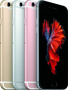 64GB /128GB Apple iPhone 6s Smartphone - Refurb Grade A