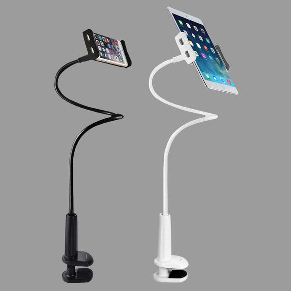 360 degree Rotating Long Arm Tablet Holder Stand For iPad Lazy Bed Desktop Holder