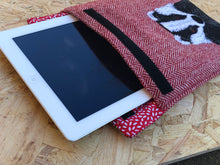 Load image into Gallery viewer, Badger iPad case