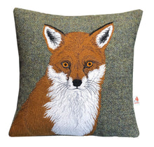 Load image into Gallery viewer, Fox cushion - made to order