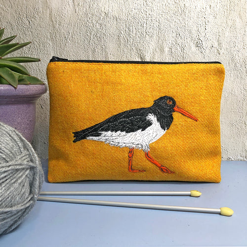 Oyster Catcher project bag