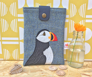 Puffin tablet case