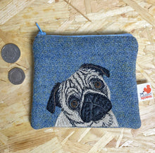 Load image into Gallery viewer, Pug coin purse