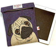 Load image into Gallery viewer, Pug iPad case