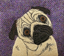 Load image into Gallery viewer, Pug tablet case