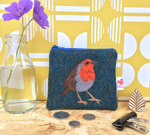 Robin coin purse