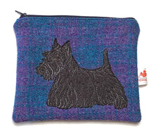 Load image into Gallery viewer, Scottish terrier zip pouch