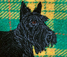 Load image into Gallery viewer, Scottie dog coin purse