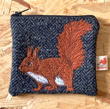 Load image into Gallery viewer, Squirrel coin purse