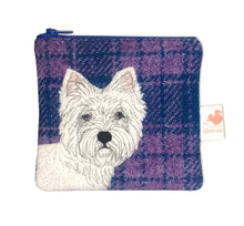 Load image into Gallery viewer, West Highland Terrier coin purse