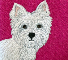 Load image into Gallery viewer, West Highland terrier tablet case